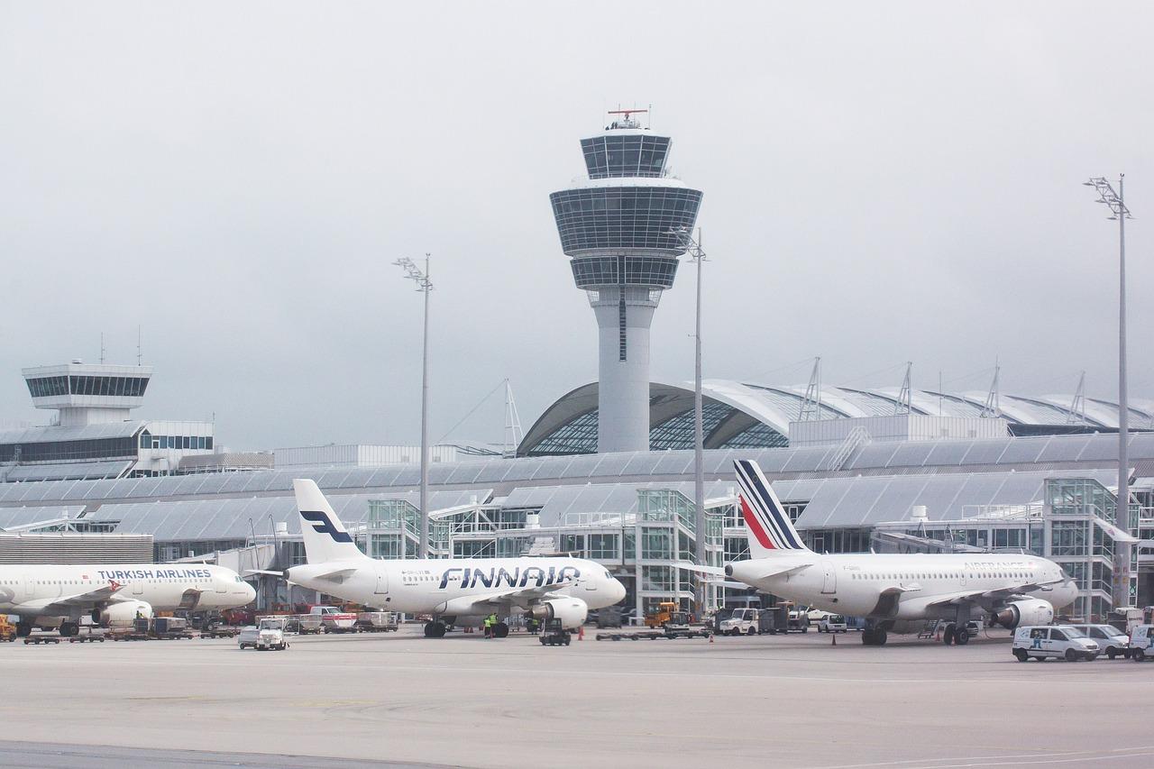 airport minhen flughafen munchen