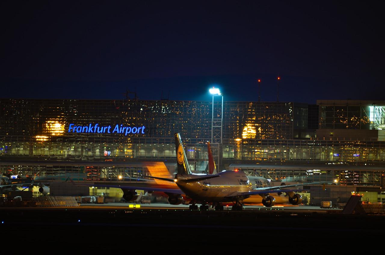 frankfurt airport flughafen