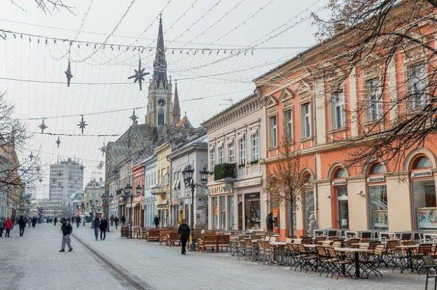 Novogradnja Novi Sad