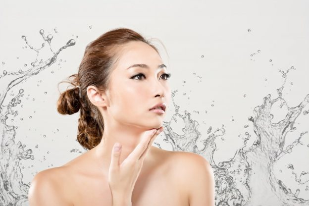 korejska kozmetika essence nega ciscenje lica